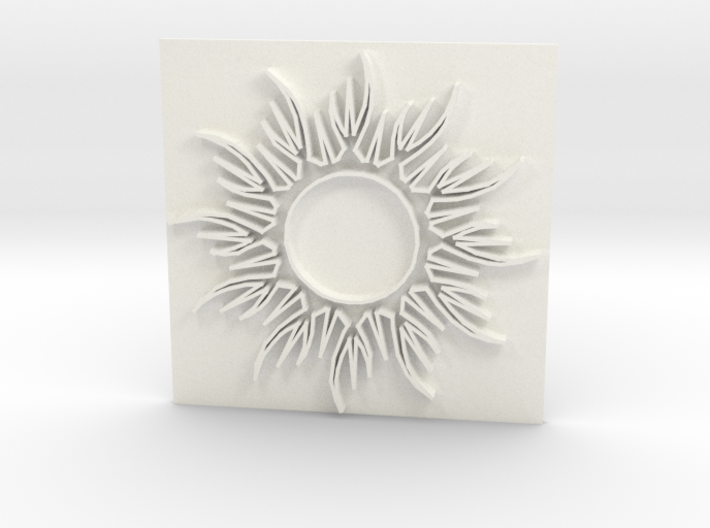 Sun1 3d printed