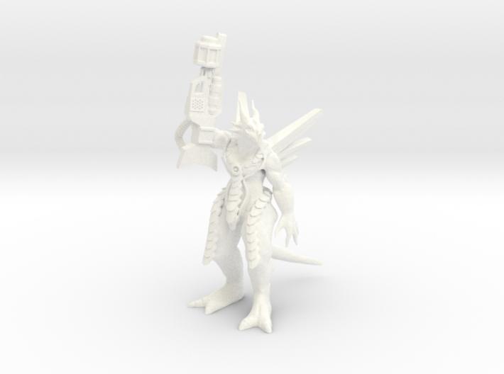 DrewgonGunPose 3d printed