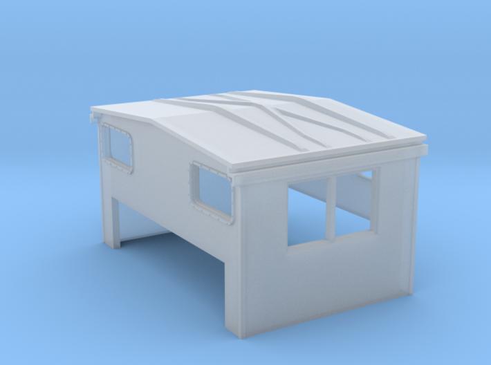 EV Cupola XP MP As-built/DRGW 3d printed