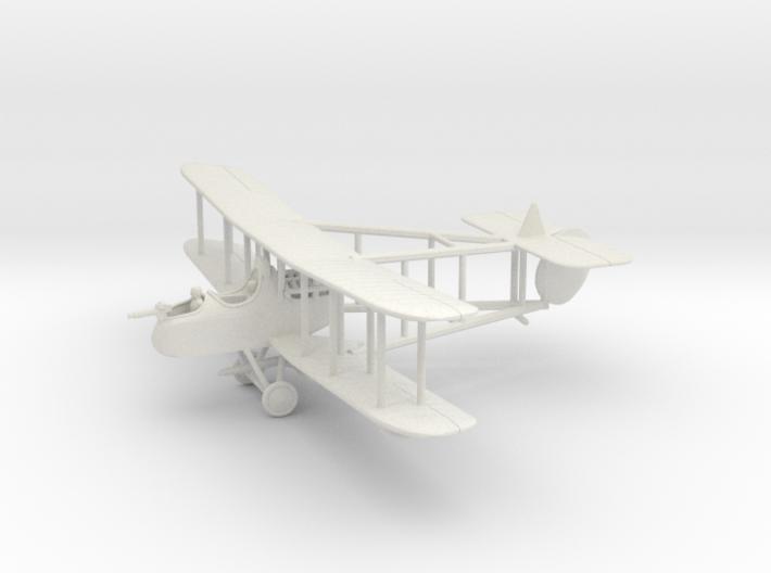 1/144 or 1/100 RAF FE.2d 3d printed