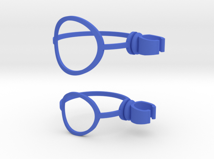 Shave cream can clip compatible with Harry's Razor 3d printed