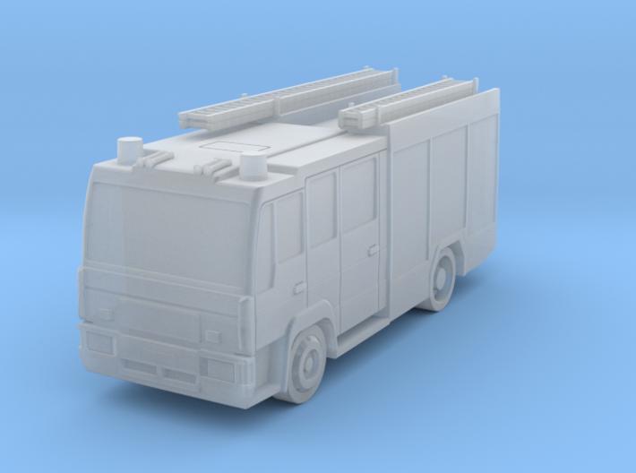 Feuerwehr - fire truck (N, 1:160) 3d printed