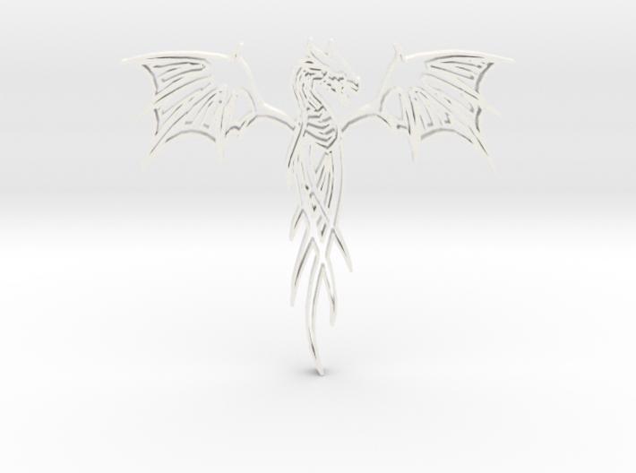 Dragon4b 3d printed