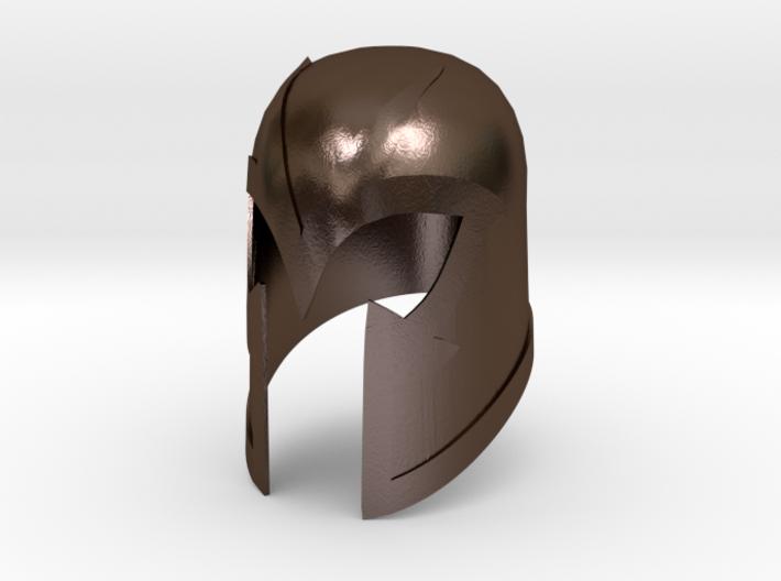 Magneto Helmet - First class 3d printed