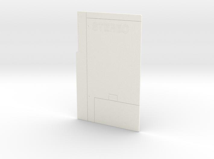 Sony Walkman TPS-L2 back panel 3d printed