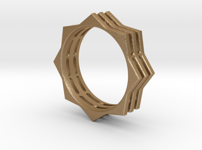 You're A Star Ring 3d printed