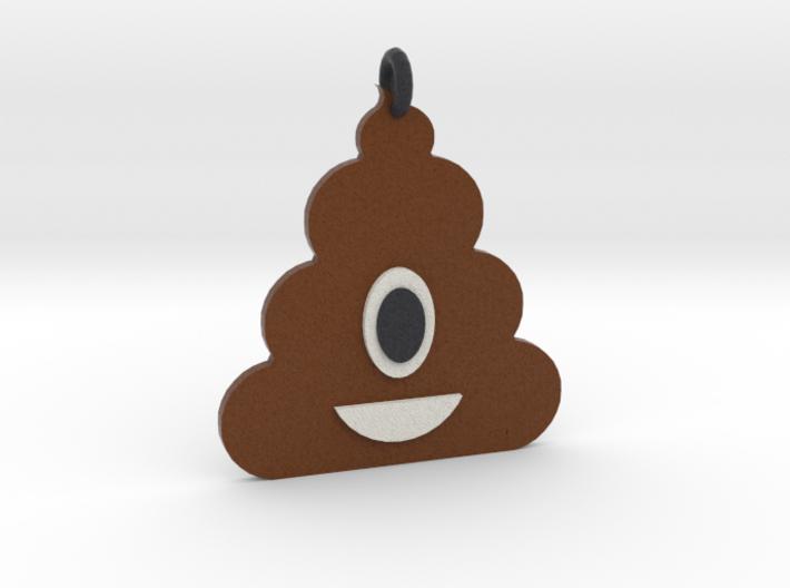 Poopclops 3d printed