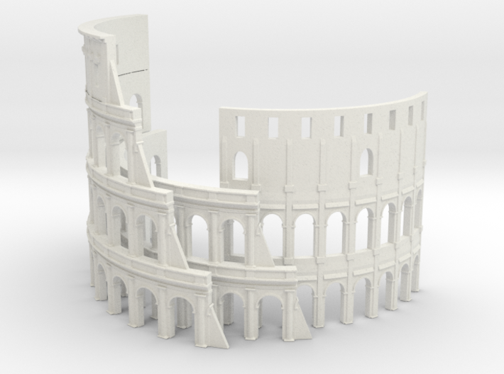 Colosseum 3d printed