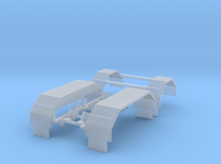 1/87 Kf/U/Beton/Tr 3d printed