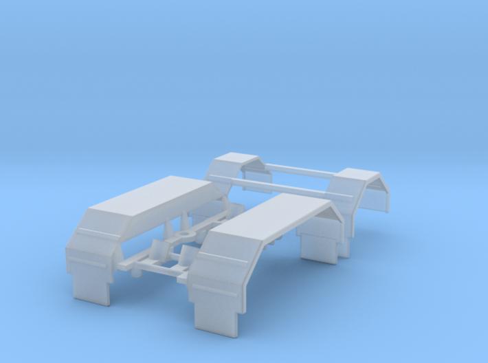 1/87 Kf/U/Beton/Gl 3d printed