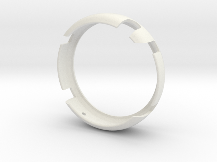 Moto 360 Gen 2 Bumper Case - 46mm Mens Tall 3d printed
