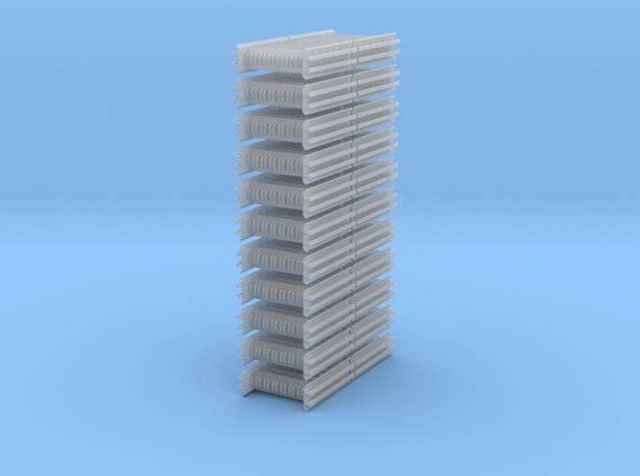 Intermediate Rack 22 Pc. 3d printed