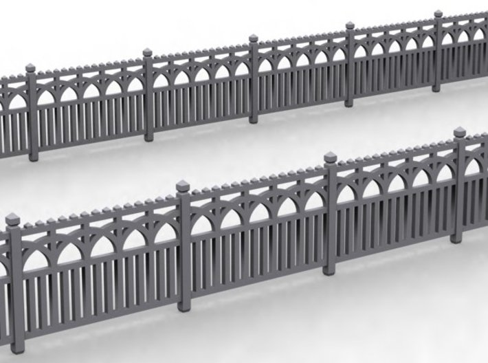 NBB03 Concrete barrier 3d printed