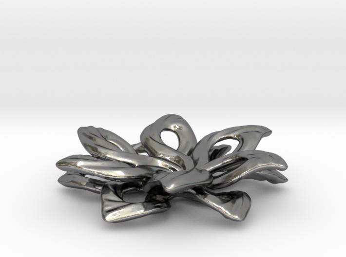 Compassion Pendant: Small 3d printed