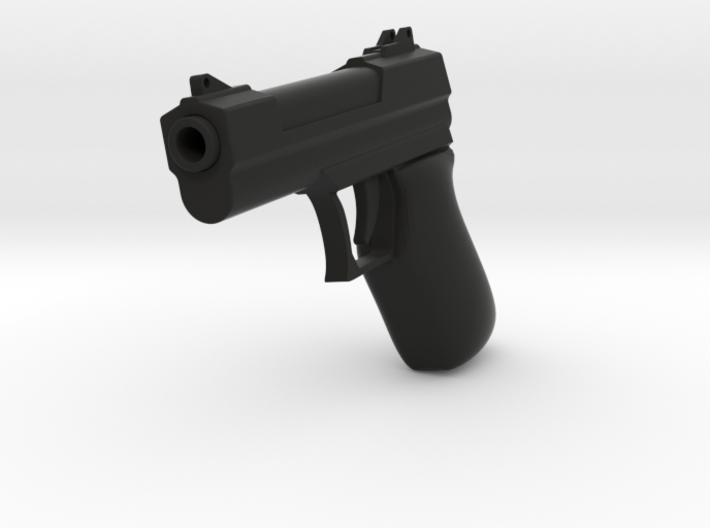 Pistol Toy 9mm 3d printed