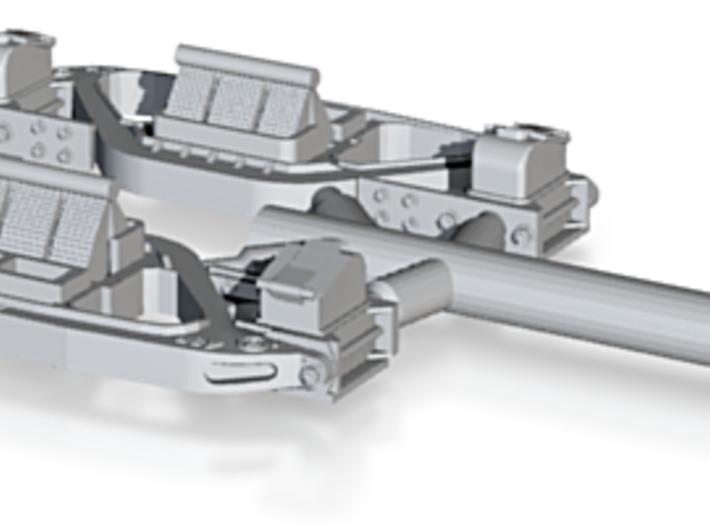 Andrew Tender Truck Sideframe 3d printed