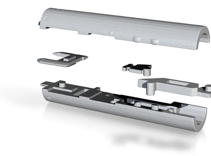 New Gunpod For Vf-1 3d printed