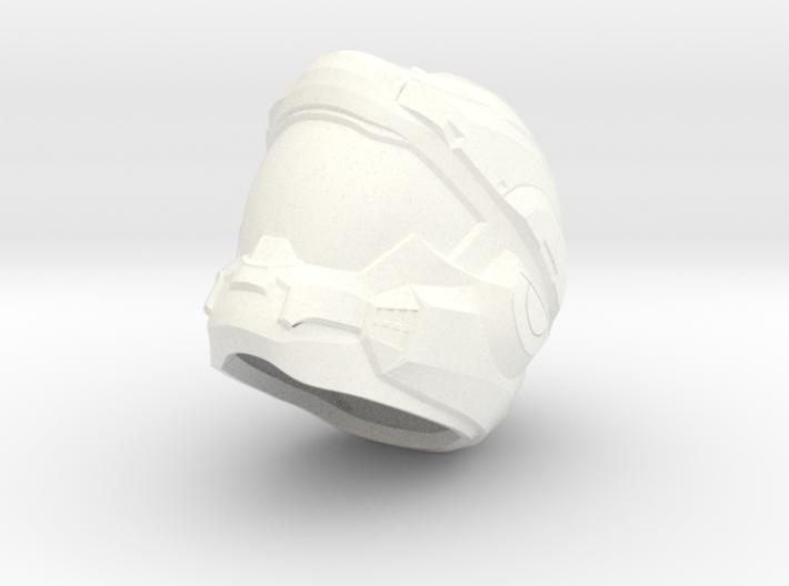 H5 Air Assault 1/6 scale helmet 3d printed