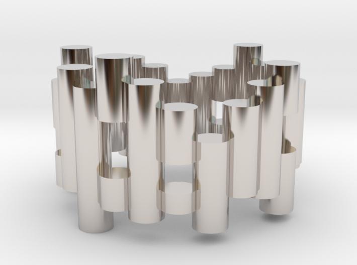 Ring Sticks 3d printed