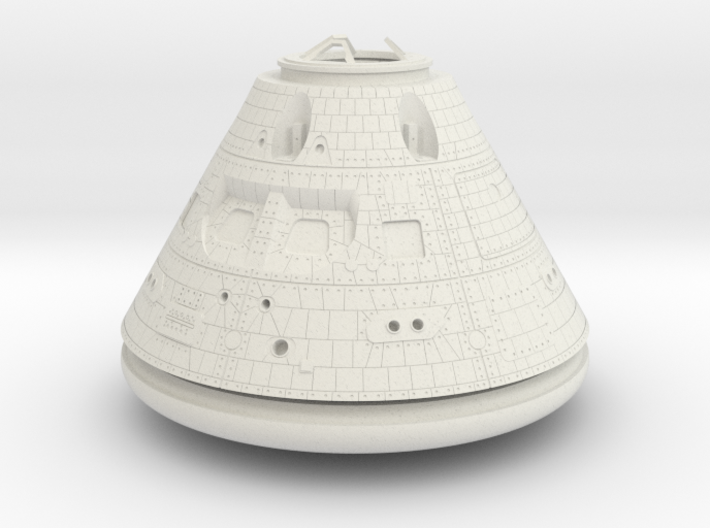 Orion Crew Module 1:16 3d printed