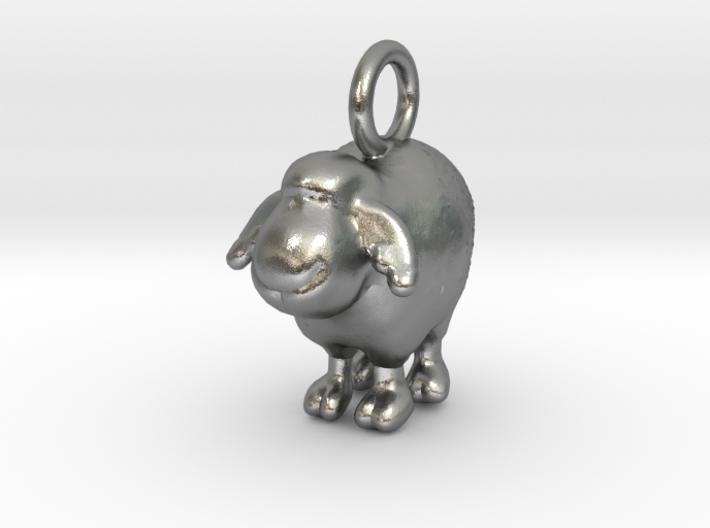 Black Sheep 3d printed