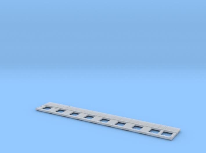 N scale Skagensbanen M1 Part 2 of 3 3d printed