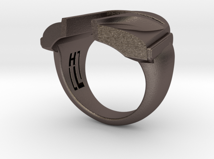 Boba Fett Ring -18,9mm - US Ring Size 9 3d printed