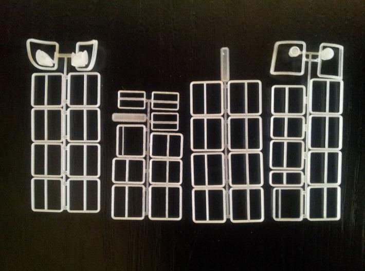 Type D - Fenster 3d printed