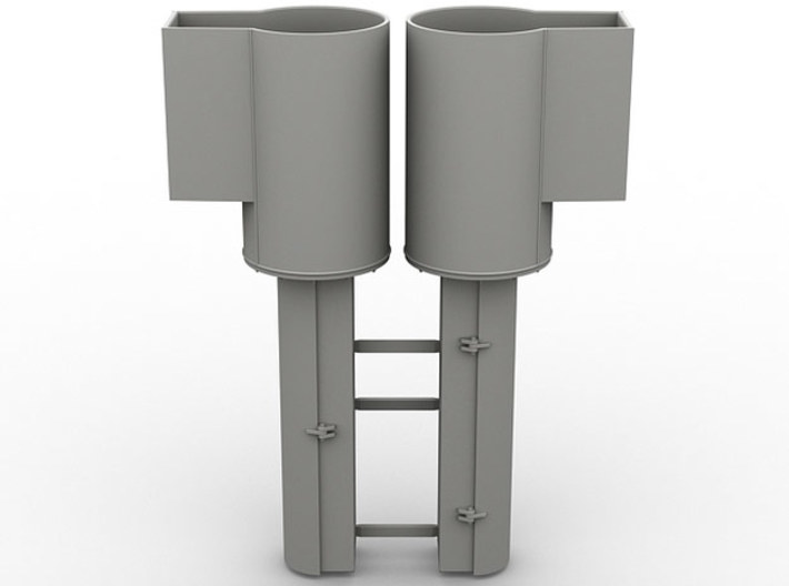 1/35 SPM-35-039-03 Cover for LM Gyrocam 3d printed