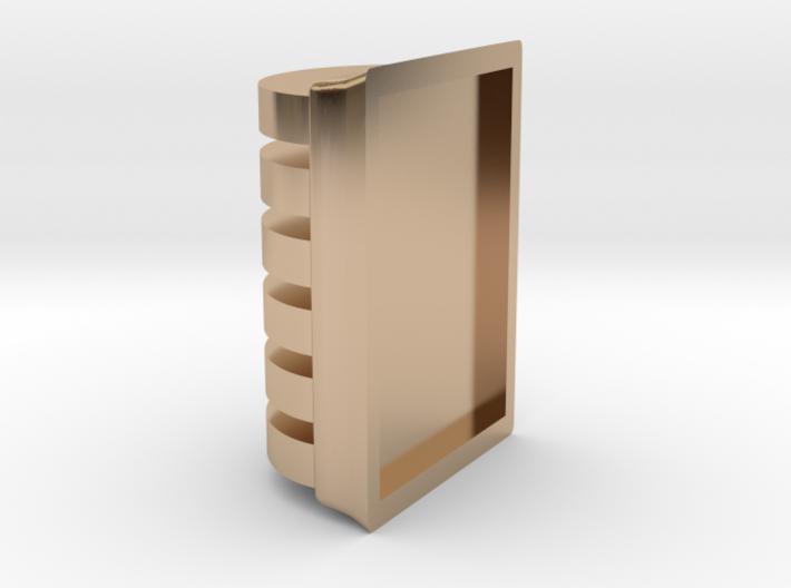 Micro Resonator (Part 3, Metal Tip) 3d printed