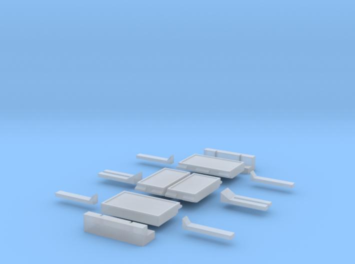 Barrow/Foot Crossing Bowmacs 3d printed
