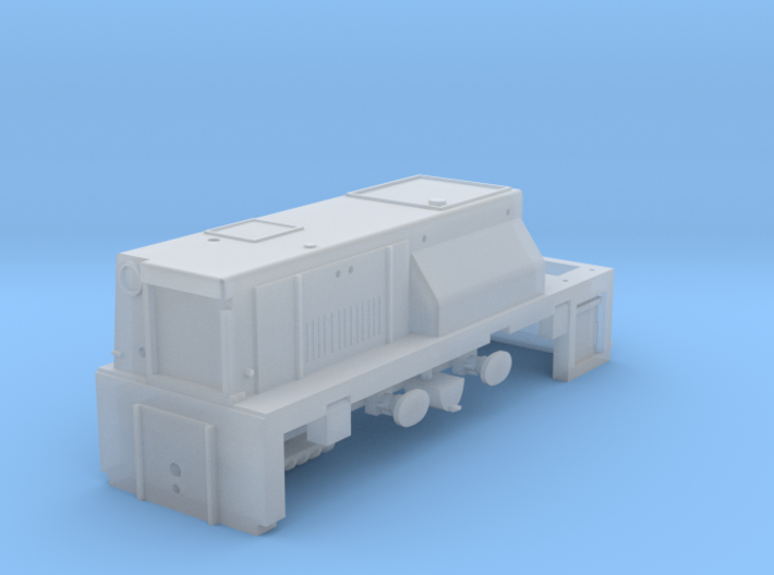 *REDUCED* 009 Talyllyn Railway No 9 Ex-NCB Hunslet 3d printed