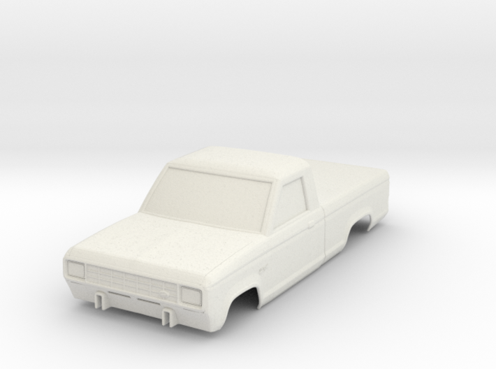 Ford Ranger 1988 3d printed