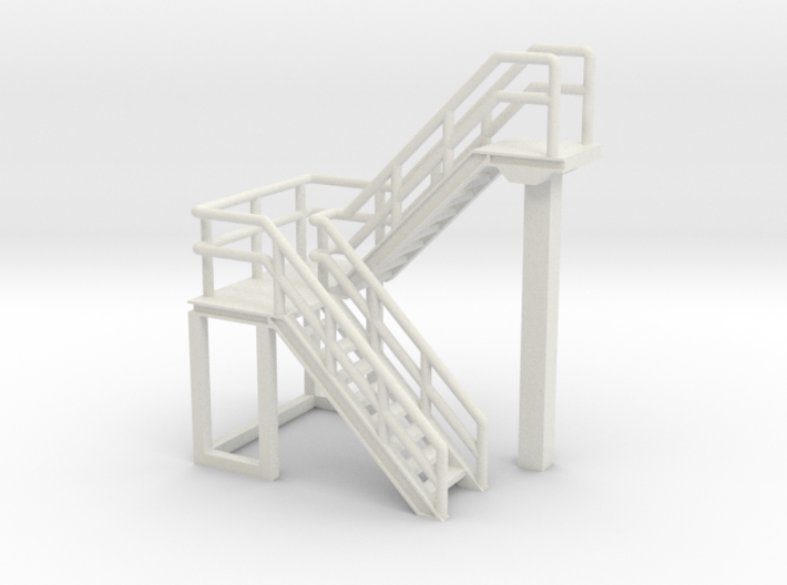1:50 Staircase 76mm 3d printed