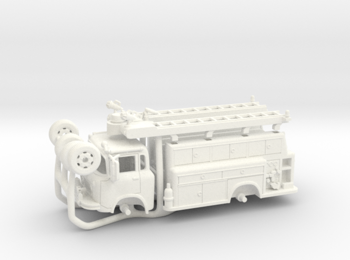 World Fair Pumper 3d printed