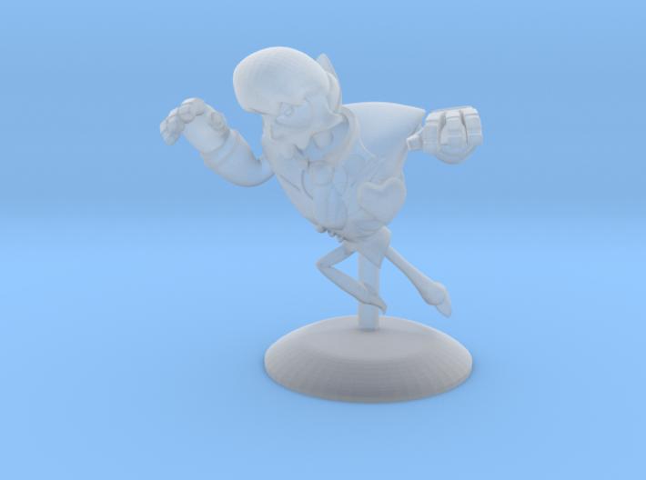 Mystery Skulls Lewis 1in 3d printed