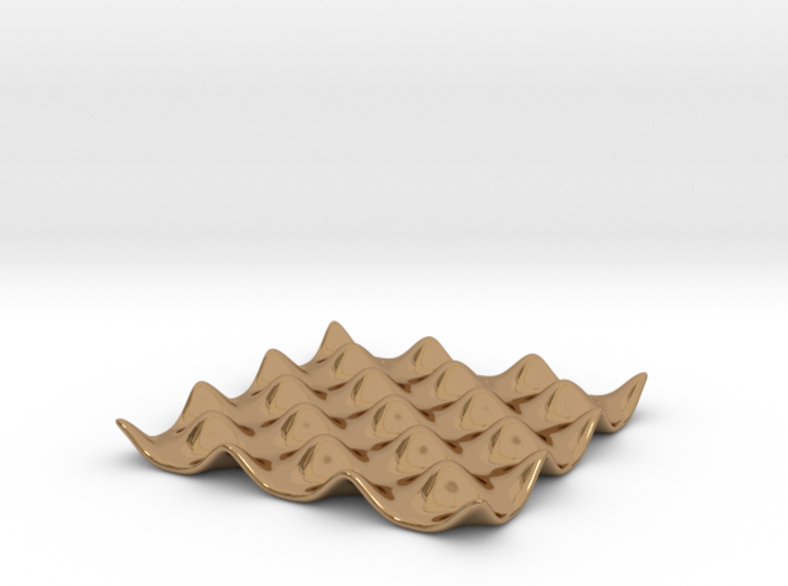 Mathematical Function 7 3d printed