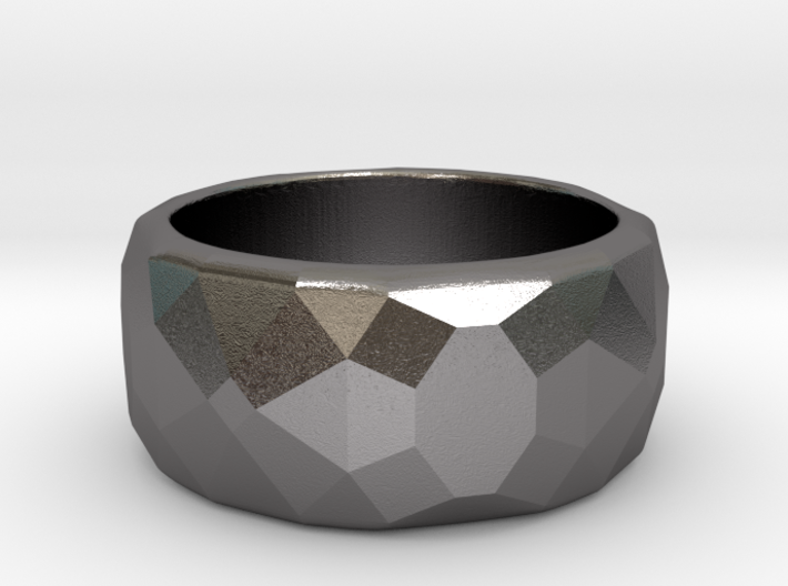 CODE: WP62 - RING SIZE 7 3d printed