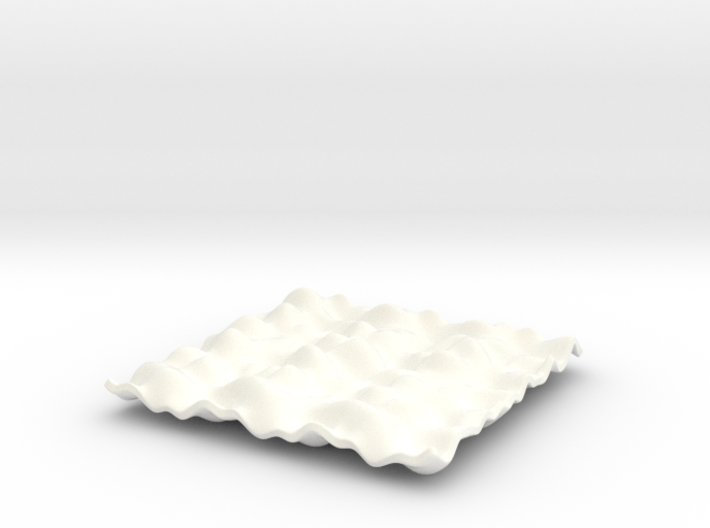 Mathematical Function 8 3d printed