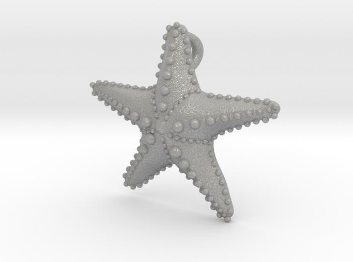 Starfish 3d printed