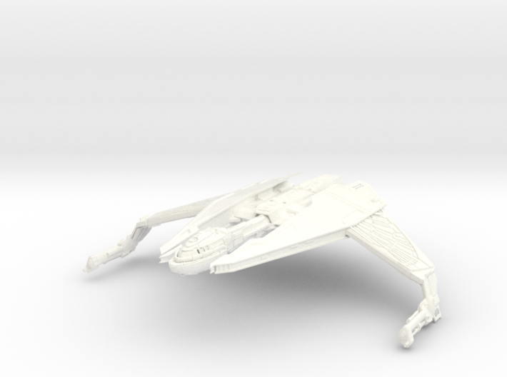 Fire Class Bird Of Prey HvyEscort 3d printed