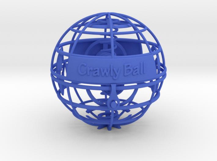 Crawly Ball 3d printed