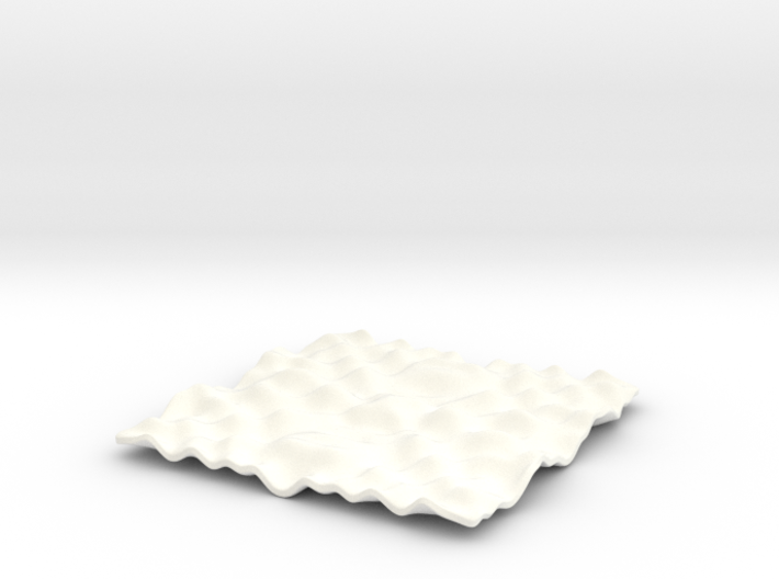 Mathematical Function 13 3d printed