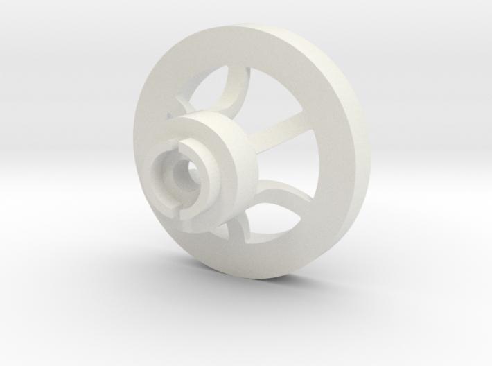 1/16 Idler wheel E-100 part 1 3d printed