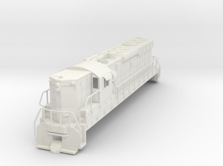 EMD SD24  HO Scale Locomotive 3d printed