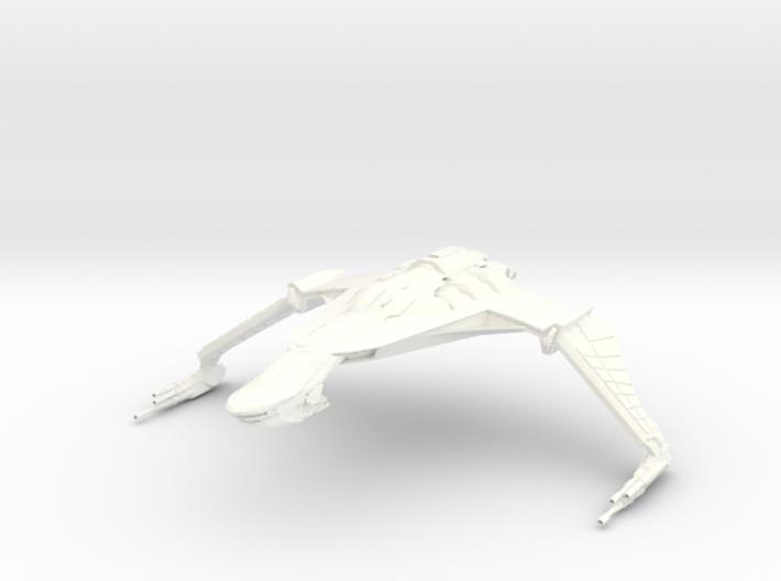 Valrom Class Battlecauiser 3d printed