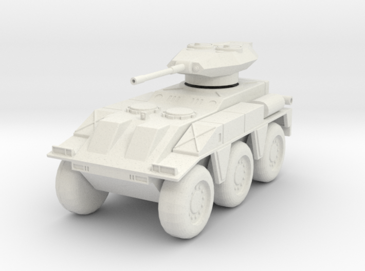 GV15 M237 Fighting Vehicle (28mm) 3d printed