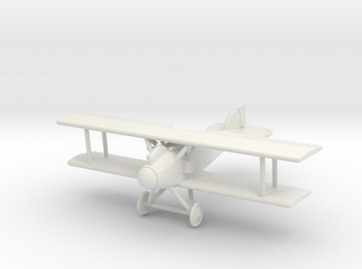 GWA04 Albatros DII (1/144) 3d printed