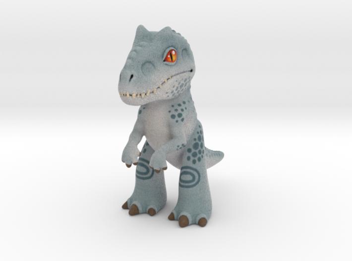 I. Rex 3d printed