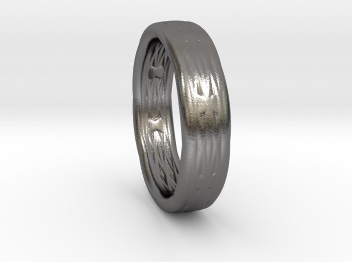 RopeRing Beta big 3d printed